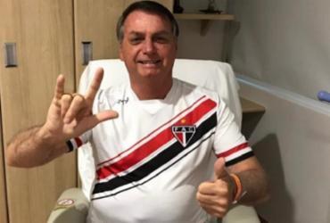 Bolsonaro tem alta após cirurgia para retirada de cálculo na bexiga | Reprodução | Redes Sociais
