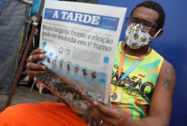 Com pesquisa eleitoral, A TARDE e MASSA! alavancam vendas em mais de 200% | Felipe Iruatã | Ag. A TARDE