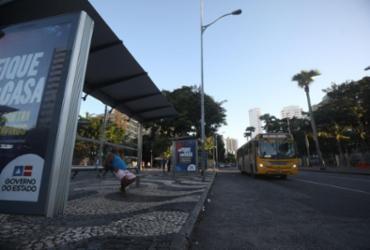 Linha volta a rodar a pedido de moradores | Felipe Iruatã | Ag. A TARDE | 7.4.2020