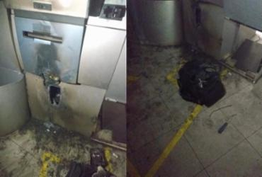 Dupla é presa em flagrante arrombando caixas eletrônicos em Luis Eduardo Magalhães