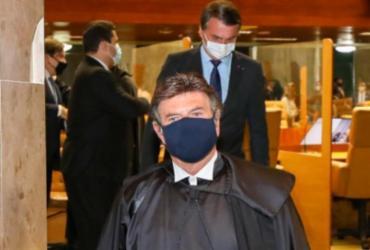 Luiz Fux é liberado para retornar ao trabalho presencial no STF | Foto: Marcos Côrrea | PR