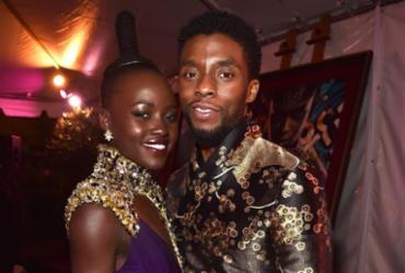 Lupita Nyong'o fala pela primeira vez sobre morte de Chadwick Boseman |