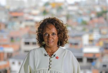 Major Denice defende vacinação obrigatória e confia em união pelo 2º turno | Jonas Santos | Divulgação
