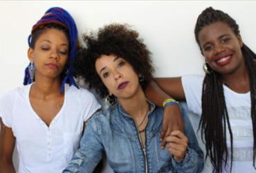 Power Trio formado por mulheres negras anima live neste sábado | Divulgação