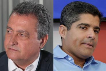 Prefeito ACM Neto e governador Rui Costa têm altas taxas de aprovação | AFP | Marcos Correa / PR, Camila Souza | Gov-BA e Adilton Venegeroles | Ag. A TARDE