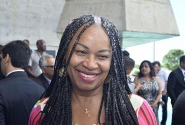 Candidata pelo PC do B, Olívia Santana quer combater o racismo e a desigualdade em Salvador - Divulgação