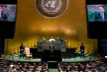 Brasil volta ao Conselho de Segurança da ONU após 10 anos | Johannes Elisele | AFP