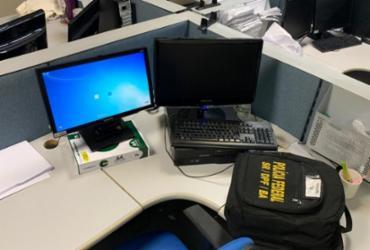 Contrassenha: servidor responsável por fraudes no INSS é afastado das funções | Divulgação | PF