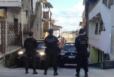 Caminhoneiros são alvos da PF em ação contra tráfico internacional de drogas | Divulgação | Polícia Federal