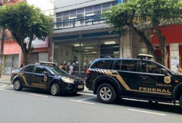 PF deflagra operação contra fraudes no INSS em Salvador e no interior | Divulgação | Polícia Federal