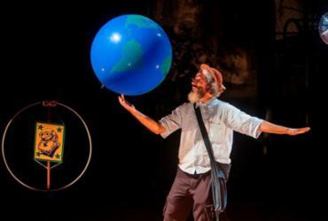 Ator Richard Riguetti interpreta educador brasileiro mundialmente aclamado | Foto: Dalton Valério | Divulgação - Dalton Valério | Divulgação