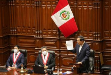 Presidente do Peru sobrevive a impeachment e é mantido no cargo | Foto: Presidência do Peru