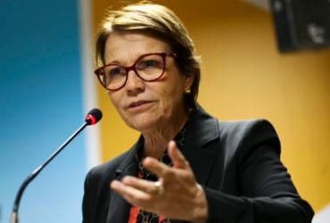 Ministra da agricultura manda refazer nota que criticava guia alimentar | Marcello Camargo | Agência Brasil