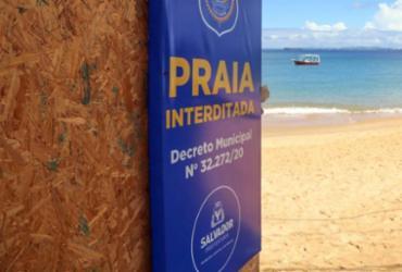 Confira liberação e restrições das praias a partir desta segunda-feira | Foto: Secom | PMS