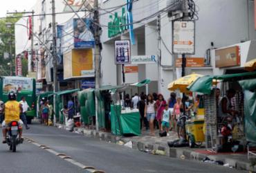 Prefeitura de Feira de Santana suspende retirada de barracas após decisão judicial