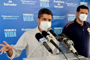 Prefeitura de Salvador anuncia 'esforço' para zerar fila de consultas e exames | Valter Pontes | Secom PMS