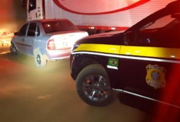 Motorista é preso na Bahia com carro furtado há mais de três meses em Brasília