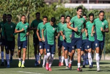 Cinco jogadores do Fluminense testam positivo para a Covid-19 | Lucas Merçon | Fluminense
