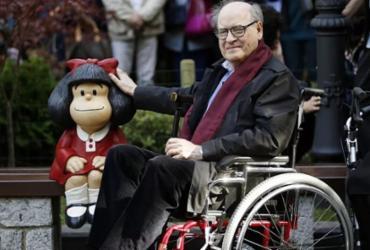 Criador de Mafalda, Quino morre aos 88 anos | Reprodução | Coletivo Nerd
