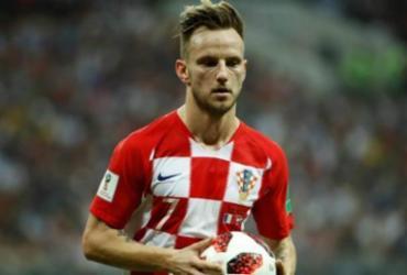 Rakitic anuncia aposentadoria da seleção da Croácia   Odd Andersen   AFP