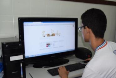 Decreto possibilita internet de alta velocidade nas escolas da rede estadual da Bahia | Foto: SEC-BA