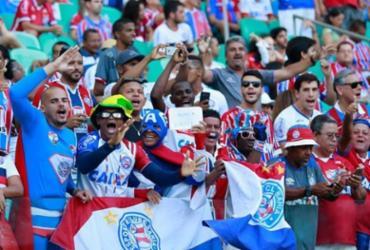 Ministério da Saúde autoriza retorno do público nos estádios da Série A   Marcelo Malaquias   E.C.Bahia