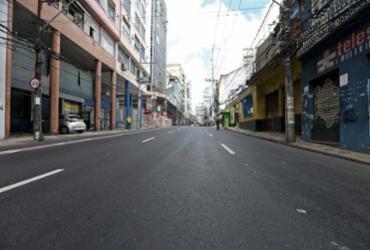 Governador entrega requalificação da Rua Chile e visita obras no Centro Histórico | Foto: Camila Souza | GOVBA