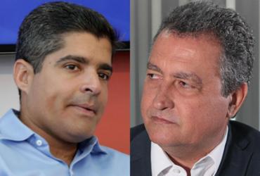 Neto já deu a largada para 2022, enquanto Rui reagrupa aliados | Camila Souza | Gov-BA e Adilton Venegeroles | Ag. A TARDE