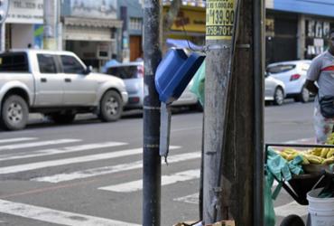 Salvador tem prejuízo de R$ 1,7 milhão com reparos de vandalismo | Jefferson Peixoto | Divulgação | Secom