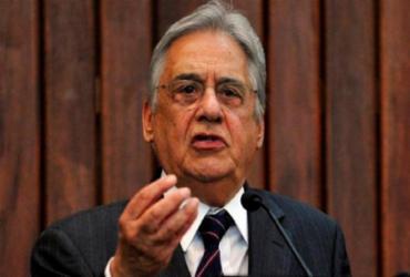 FHC diz não apoiar reeleições para presidências da Câmara e Senado | Divulgação | Agência Brasil
