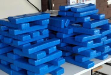 Mais de 100 kg de maconha são apreendidos em casa usada por traficantes | Divugação | SSP