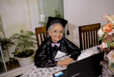 Conheça a história da idosa que superou limites e se formou em Gastronomia
