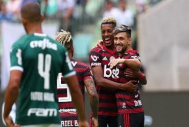 Justiça suspende jogo entre Palmeiras e Flamengo pelo Campeonato Brasileiro | Divulgação