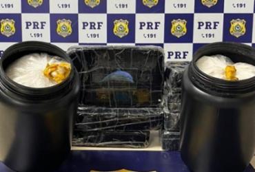 Taxista é preso com 14 kg de cocaína em Vitória da Conquista