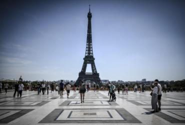 Torre Eiffel é evacuada por suspeita de bomba | Stephane de Sakutin | AFP