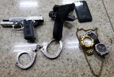 Suspeito de tráfico morre após troca de tiros com polícia no IAPI | Divulgação | SSP