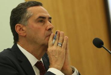 Barroso suspende quebras de sigilo de servidores da Saúde pela CPI | José Cruz | Agência Brasil