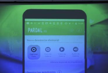 TSE atualiza aplicativo Pardal, que recebe denúncias sobre eleições   Foto: José Cruz   Agência Brasil