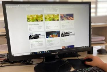 Estudantes reivindicam a oferta de mais aulas online durante a pandemia do novo coronavírus - Divulgação