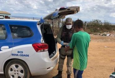 Famílias em vulnerabilidade social recebem refeições em Vitória da Conquista