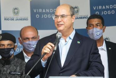 Comissão da Alerj aprova continuidade do impeachment de Witzel   Foto: Governo do Estado do Rio de Janeiro