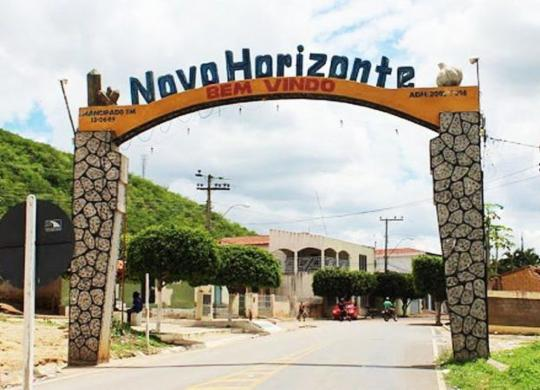 Única cidade baiana livre do coronavírus, Novo Horizonte confirma dois casos da doença   Divulgação