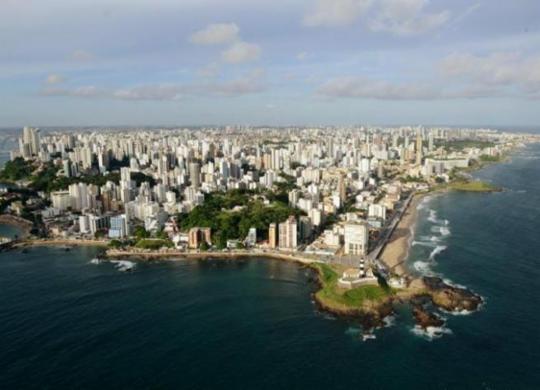 Vice-prefeito se destaca em todas as 10 regiões de Salvador | Valter Pontes | Agecom | 31.3.2014