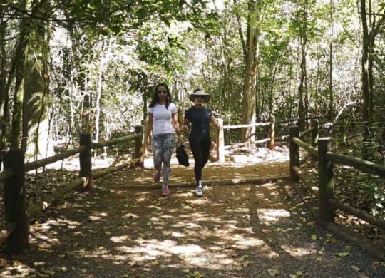 Governo federal regulamenta turismo de trilhas no Brasil | Divulgação | TV Brasil