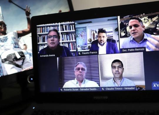 Setor de turismo confiante na retomada das atividades em Salvador   Uendel Galter   Ag. A TARDE