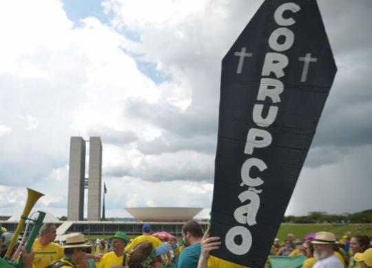 Do Rio de Janeiro até Paramirim, a corrupção corrói a alma nacional   Marcello Casal Jr.   Agência Brasil   4.12.2016