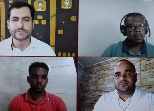 Jornal MASSA! faz 10 anos com debate sobre impactos da pandemia nos bairros | Raphaël Müller | Ag. A TARDE