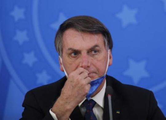Governo Bolsonaro tem aprovação de 40% e reprovação de 29%, diz Ibope | Foto: Sergio Lima | AFP