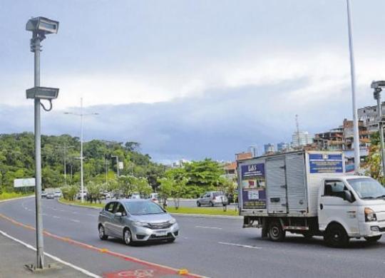 Infrações e multas por excesso de velocidade aumentam na pandemia   Alex Oliveira   Ag. A TARDE