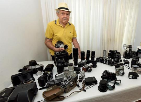 Fotógrafo Valter Lessa vai abrir Museu da Fotografia da Bahia   Divulgação